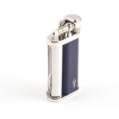 SAVINELLI LIGHTER LAQUERED BLUE