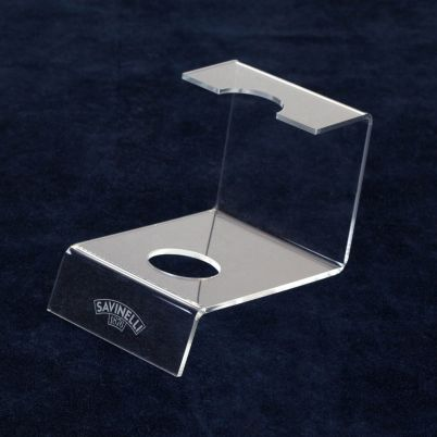 ACRYLIC 1 PIPE STAND TRANSPARENT