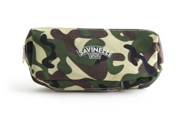 PIPE AND TOBACCO CLOTH POUCH CAMOUFLAGE
