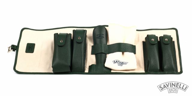 SHOE CLEANING SET GREEN
