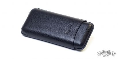 3 FINGER CORONA SIZED GIGAR LEATHER CASE