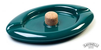 PIPE ASHTRAY AURORA GREEN